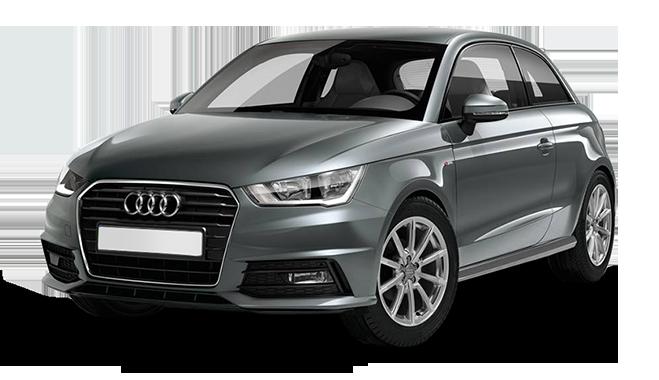 Audi A1 TDI S-Line 3d